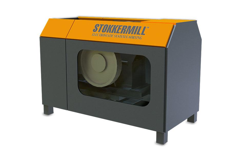 Elektrostatischer-Seperator-ESORTING_Stokkermill_metallhandel-Storf
